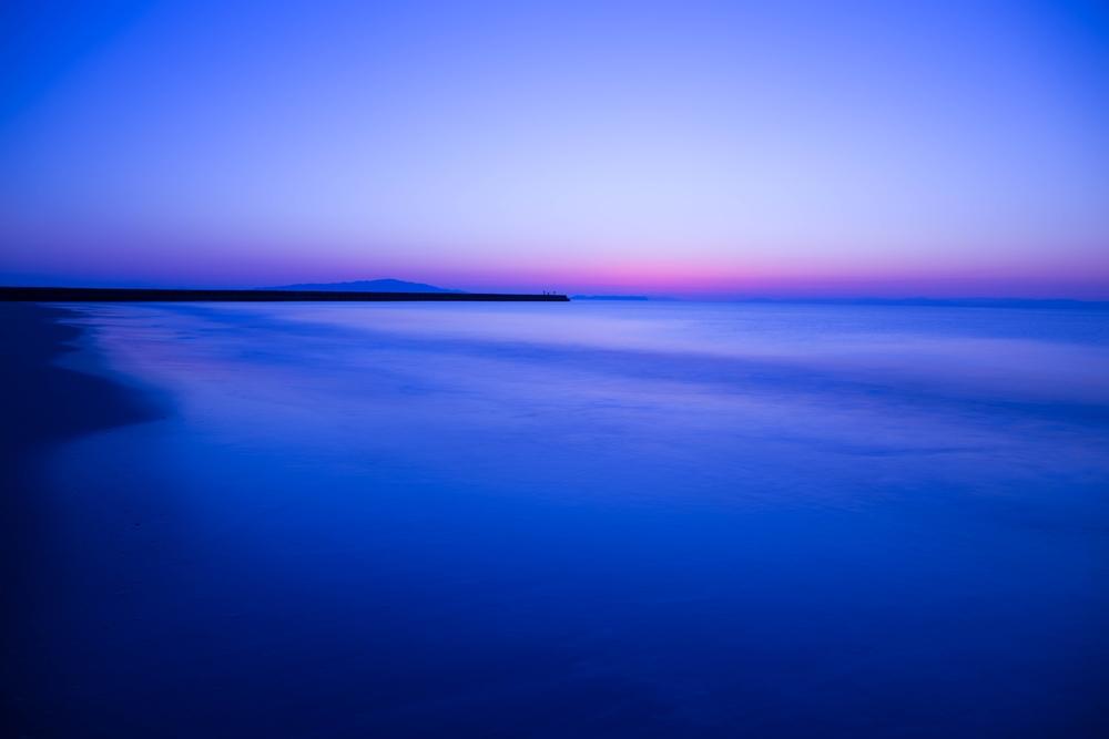 ブルーモーメント(小松海岸)
